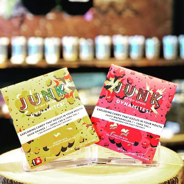 Anyone have a sweet tooth today? Come try our JUNK food :) *For use by adults 21 and older. Keep out of reach of children. It is illegal to drive a motor vehicle while under the influence of marijuana.* . . . . #cannabusiness #southernoregon #medfordoregoncannanis #oregoncannabis #weed420 #pot #cannabis #kush #zooted #junkfood #medicated #medicalmarijuana #marijuanaisforthepeople #vetsforcannabis #kushgardens #gardenofweeden #710 #rso #cannacures #lovelife #livehappy #stoner #weedshop #weedstore #potshop #potstore