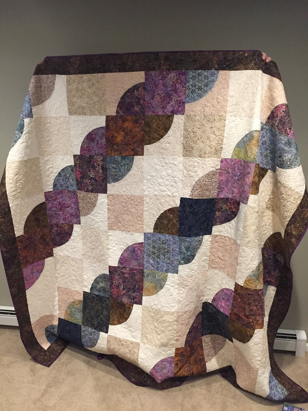Quilted for my Sister!