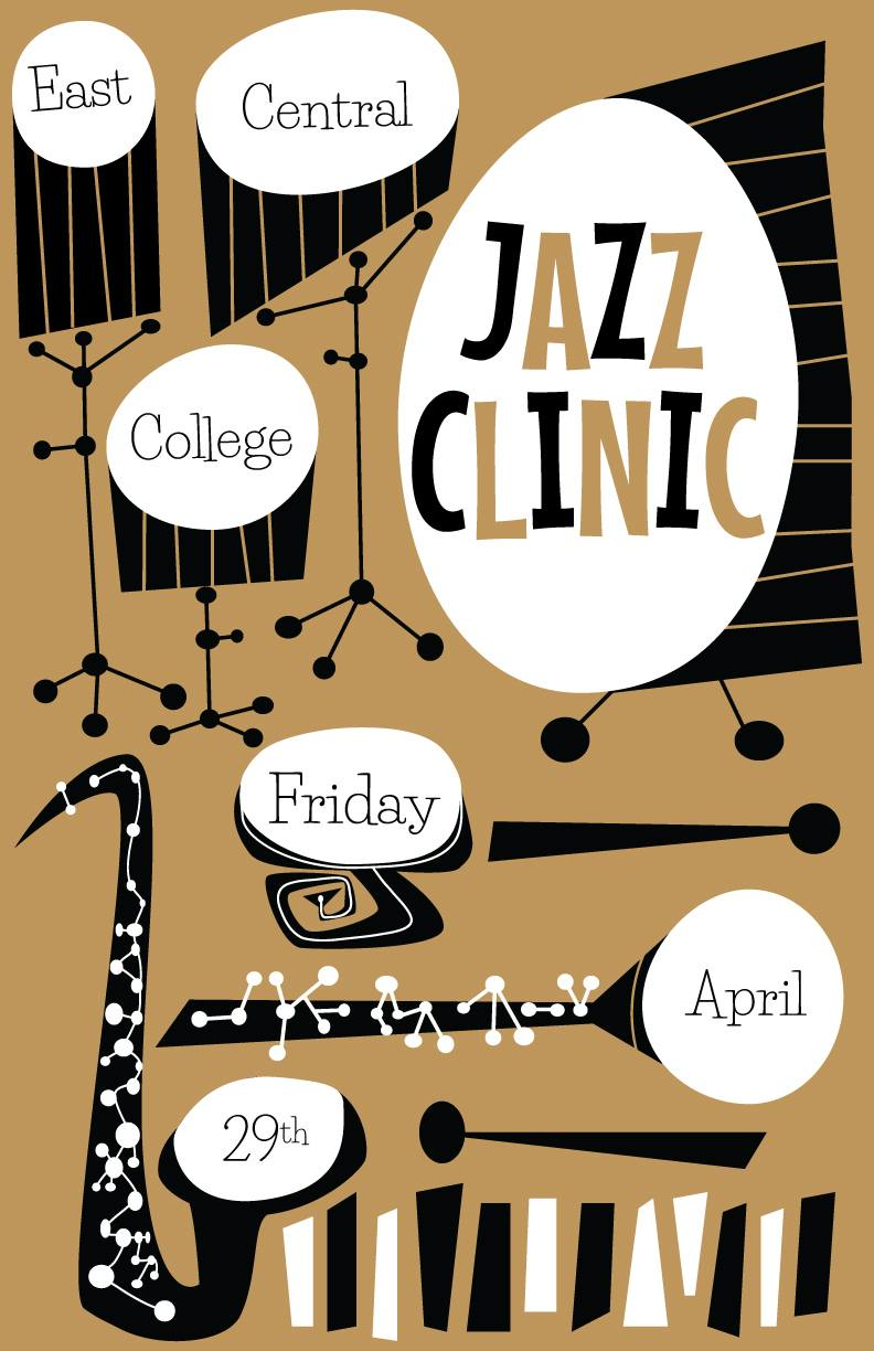 East Central College Jazz Clinic Poster.jpg
