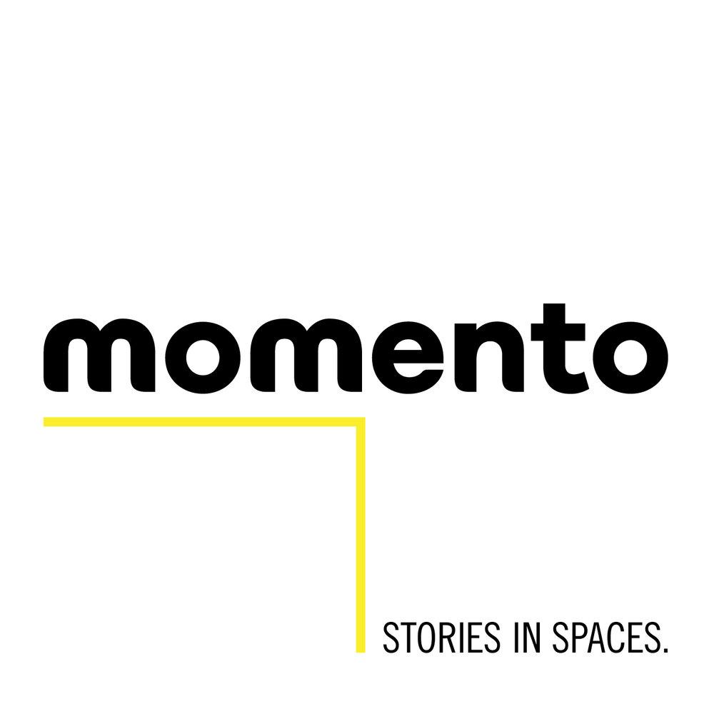 Momento-Logo-White