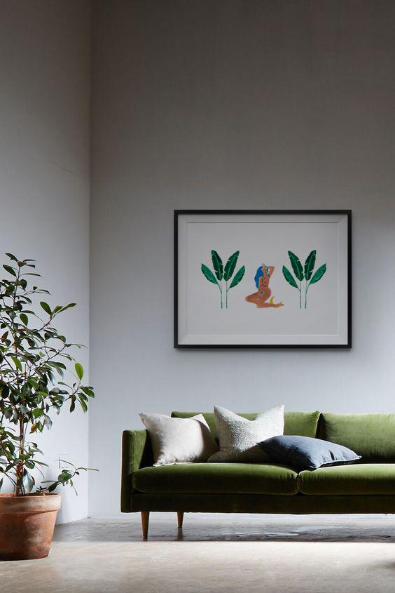 D'Banana Art Prints