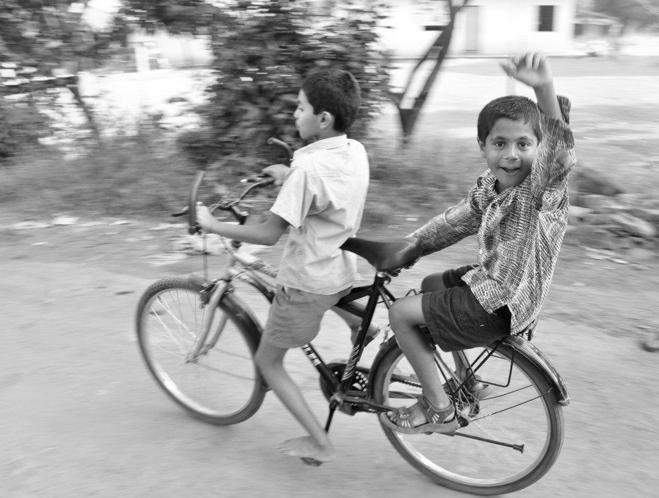 Triveni  Paud, India