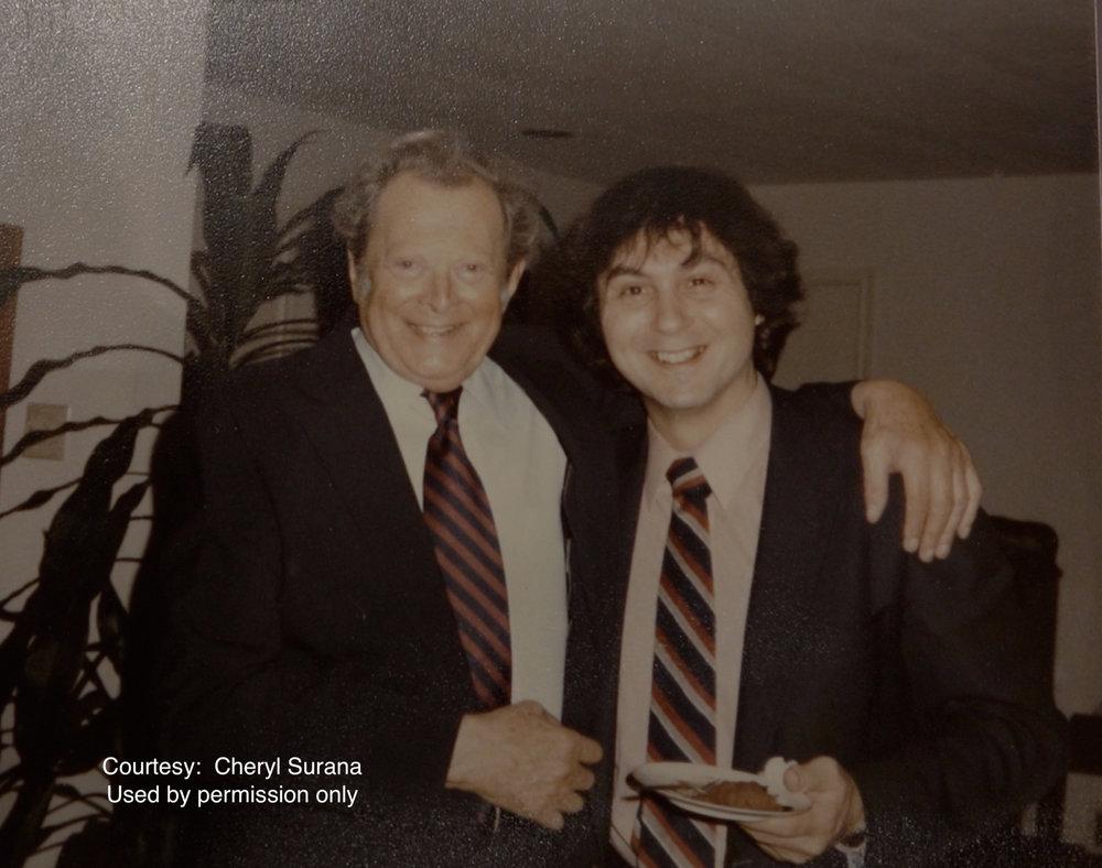 Lev Aronson and Ralph Kirshbaum.jpg