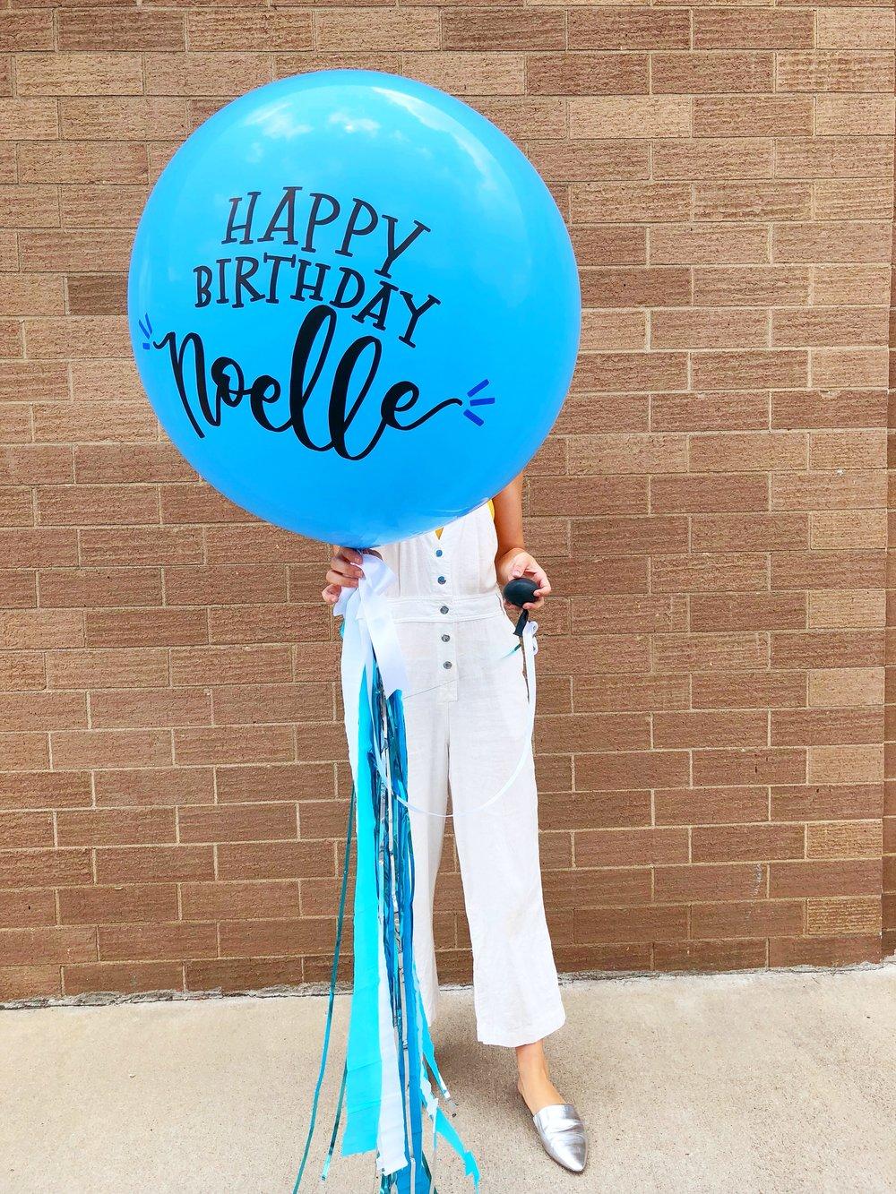vroom_vroom_balloon_big_birthday_bespoke_hand_lettered_calligraphy_birthday_noelle_blue_robins_egg.JPG