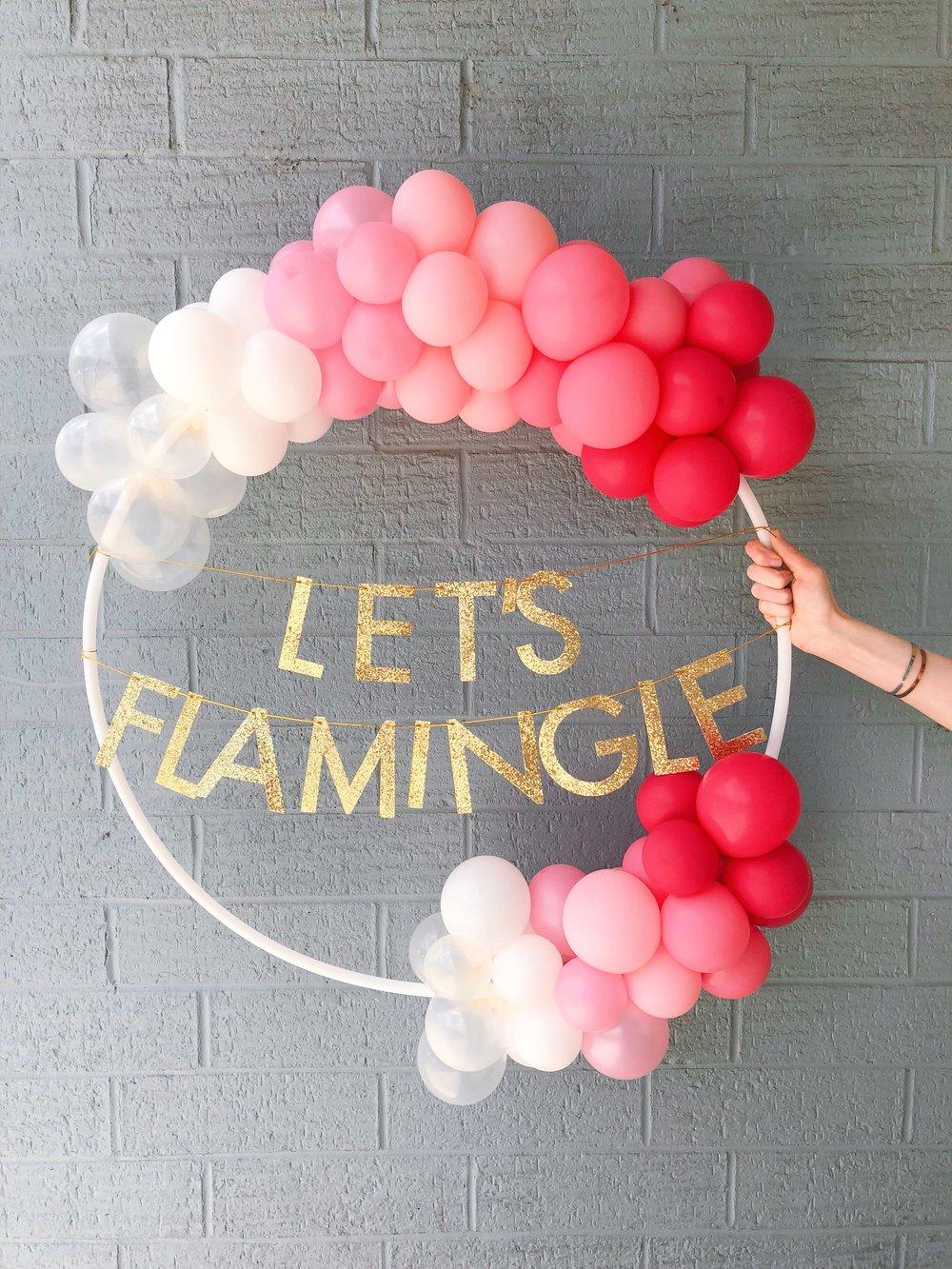 vroom_vroom_balloon_wreath_pink_bachelorette_lets_flamingle.JPG