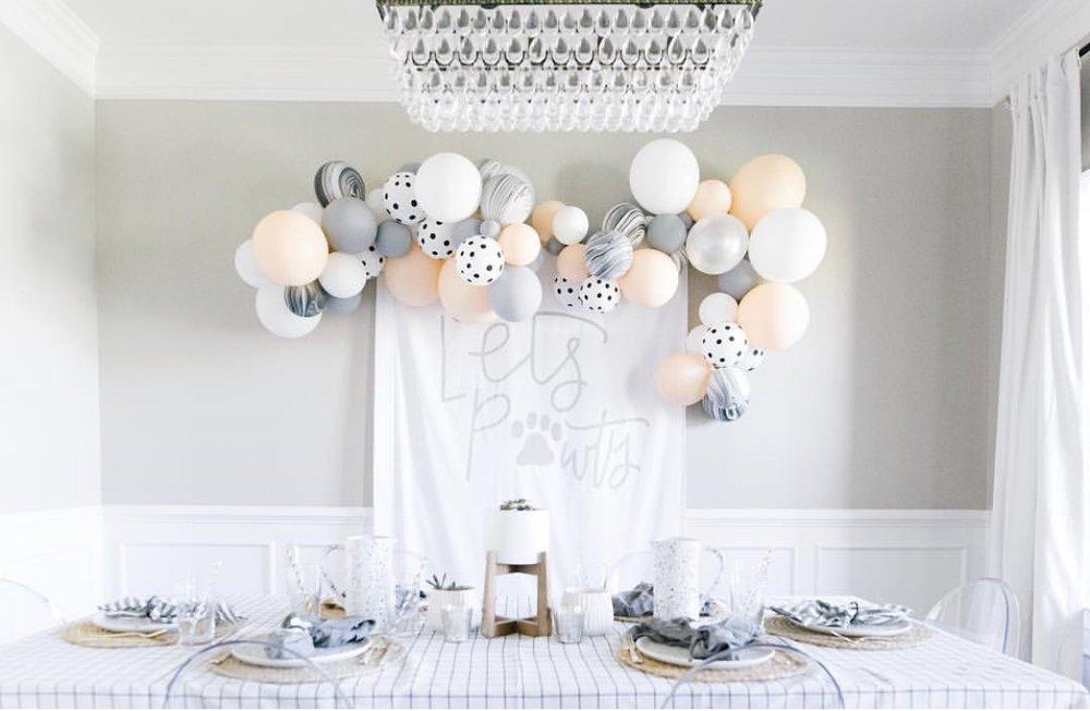 vroom_vroom_balloon_organic_balloon_garland_first_birthday_pawty_grey_blush_polka_dot_marble.jpg