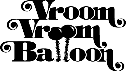 Vroom Vroom Balloon