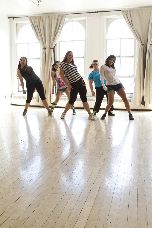 Azucar Latin Dance Company , Ana Gherasim