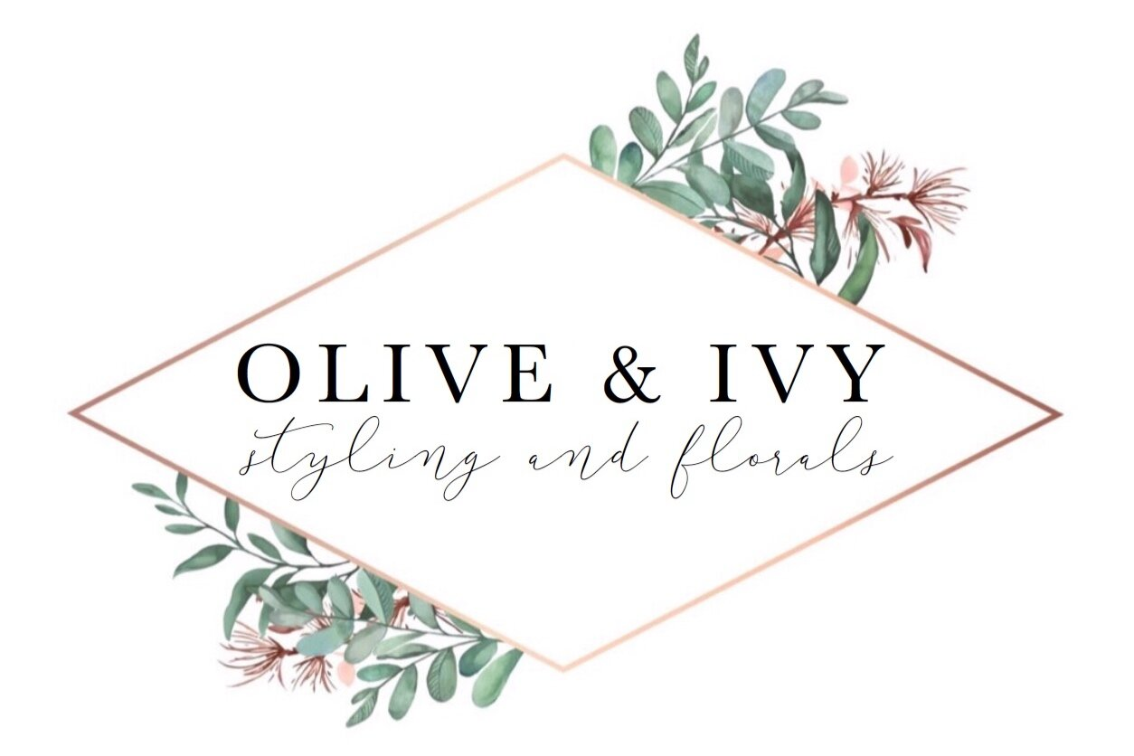 Olive & Ivy Styling and Florals