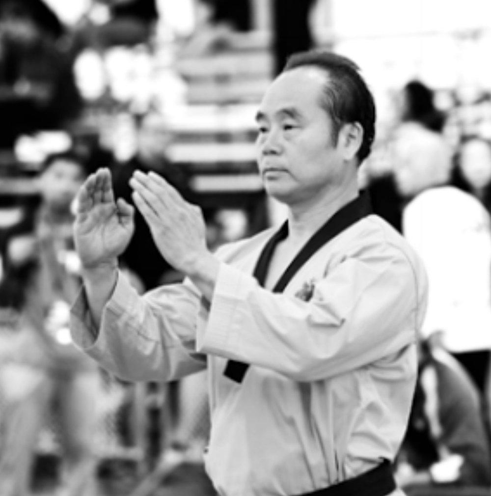 Grand Master Jin Ki Lim