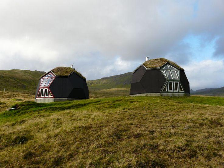 Dome living in the Faroe Islands