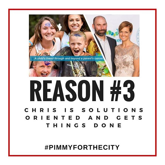 Reason #3 Chris is the right choice for City Council:  Chris is solutions oriented. Successful organizations don't care who solved a problem, they just solve it!  Whether it's solving a risk management problem for a Fortune 500 company, finding a way to get more kids off the wait-list for Camp Kesem, or helping Eagles' Nest Preschool form its PTO, Chris works hard to find productive solutions to challenges. Vote Chris on April 10th! #pimmyforthecity #gundo #vote #elsegundocitycouncil #chrispimentel #90245 #elsegundo