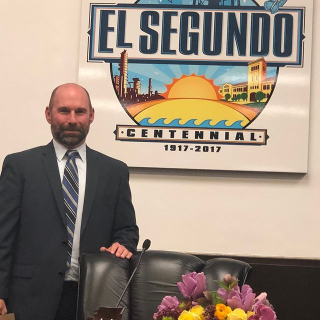 It is an honor to be serving on the El Segundo City Council and I look forward to working on behalf of our residents to serve this great city. It's official! #pimmyforthecity #citycouncil #elsegundo #90245 #gundo #chrispimentel #elsegundocitycouncil
