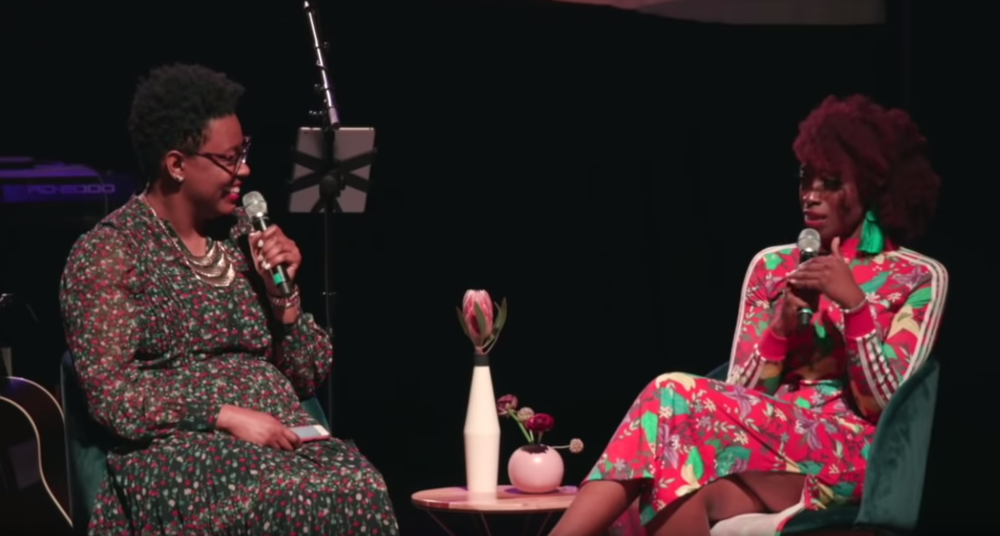 Dallas Conference On-Stage Interview with Ekemini Uwan. YouTube.