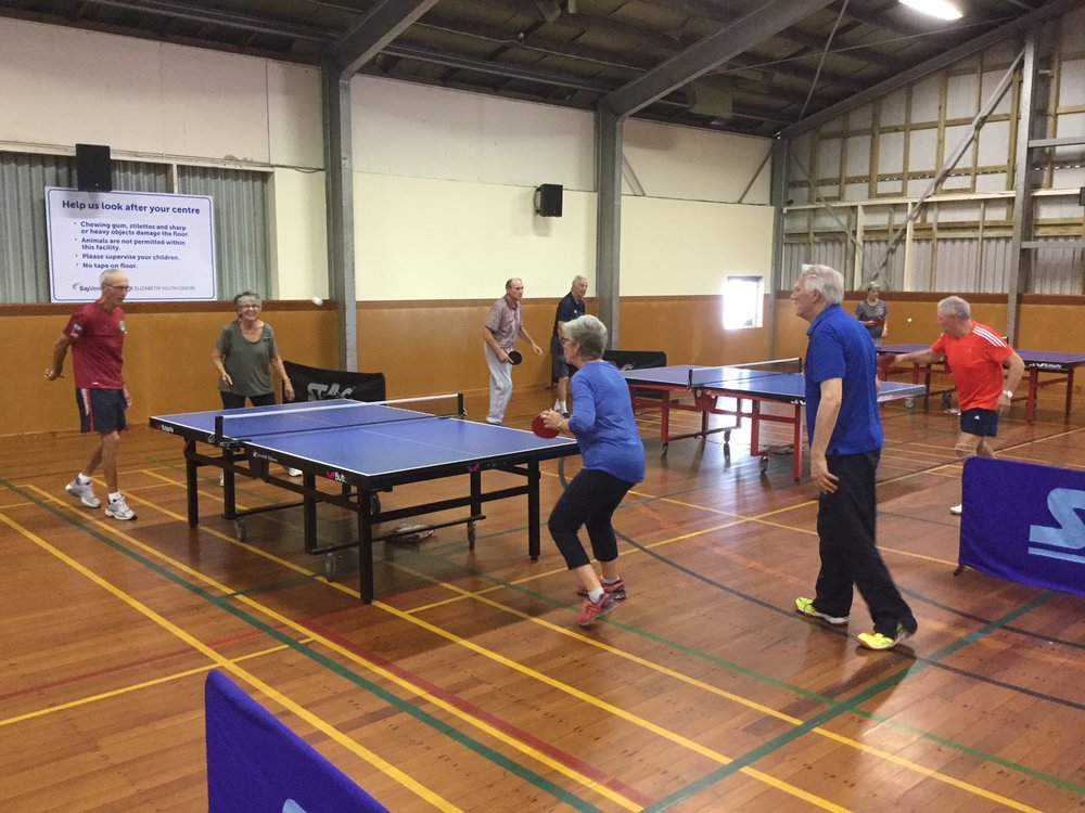 Feb 2018, Wednesday afternoon Adult social doubles