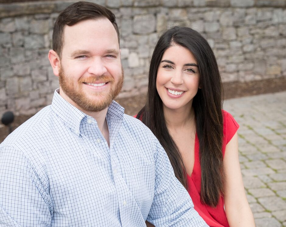 Founders of The Huff Project Stephen & Emily Huff