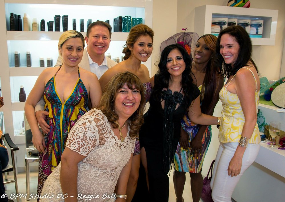 Savvy_Sexy_socia_womens_Networking_club_Keula_Binelly_Happy_hour_fashion_show_Great_Falls_Couture_Fashion_Show_Four_Season_Salon_Spa