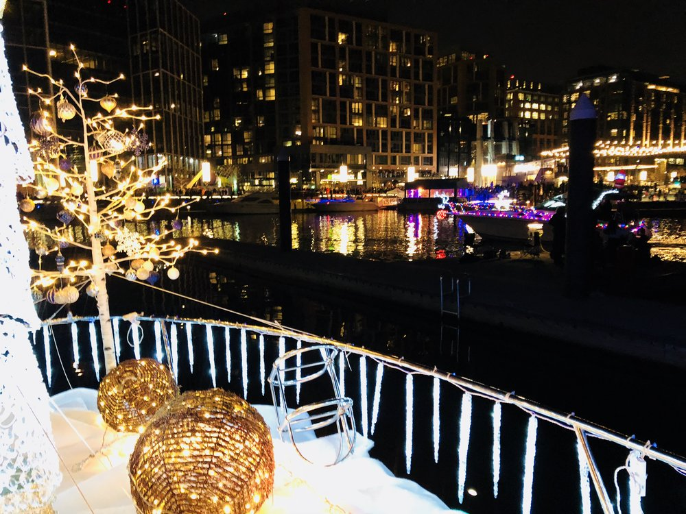Savvy_Sexy_socia_womens_Networking_club_Keula_Binelly_Boating_life_washington-dc_Light_Parade_Holiday_Wharf