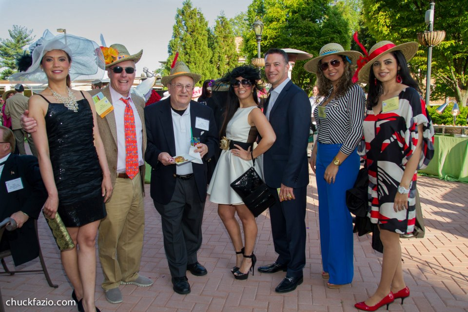 Derby Happy Hour at Omni Shoreham Hotel in Washington-DC    Photo Courtesy of   Chuck Fazio