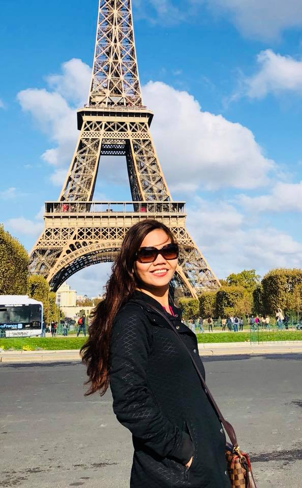 Belinda - Belinda's birthday is on Sunday October 21st and we are so excited to celebrate with her in our KBC Fashion Show. She just gave herself a big gift - her dream trip to Europe.