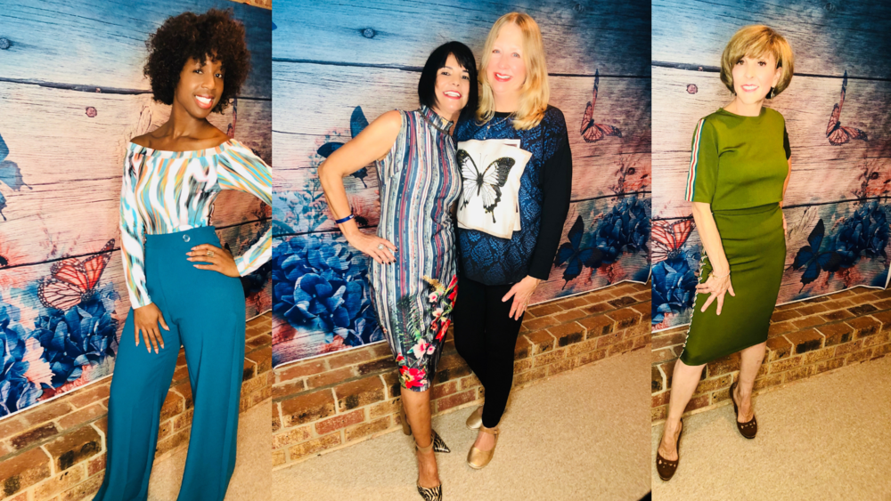 Savvy, Sexy & Social Women's Club, Keula Binelly