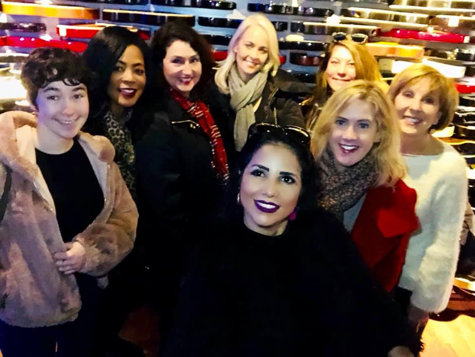Savvy_Sexy_socia_womens_Networking_club_Keula_Binelly_Travel_NYC_Daytrip_reston_limousine_hardrockcafe