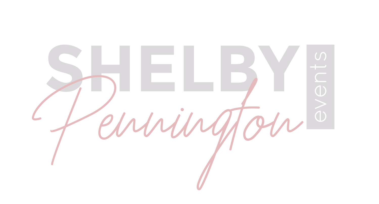 SHELBY PENNINGTON EVENTS