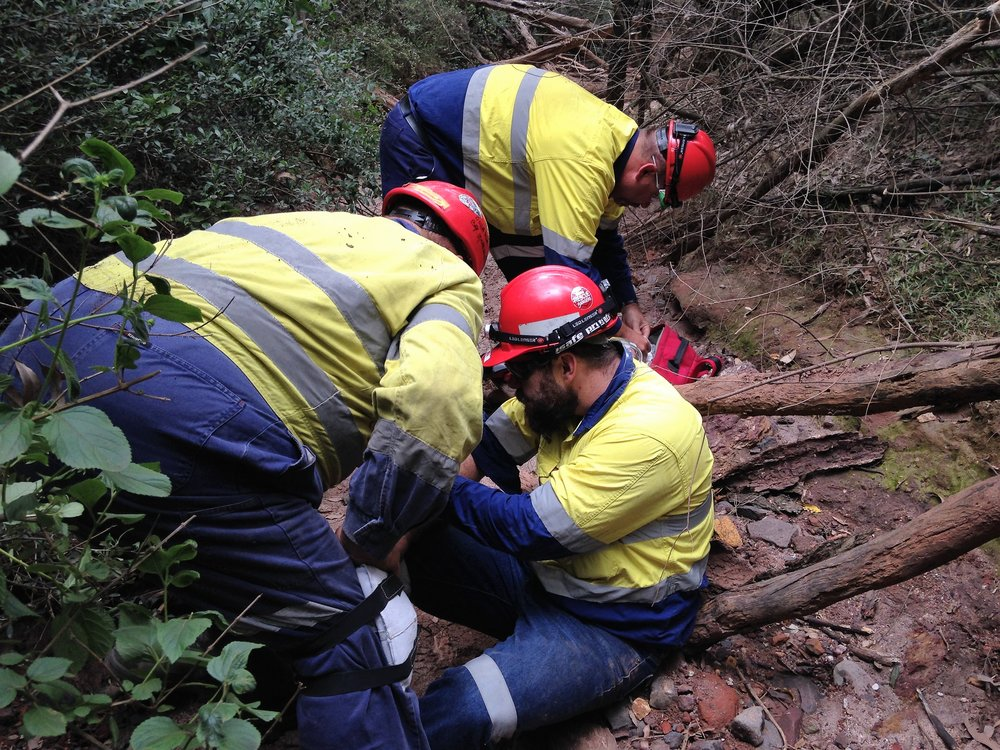 HLTAID005 Provide First Aid in Remote Situations - This unit of competency deals with the skills and knowledge required to provide first aid response and emergency life support to a casualty in a remote and/or isolated situation.