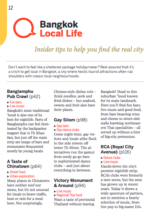Text:   Pocket Bangkok  , Lonely Planet.