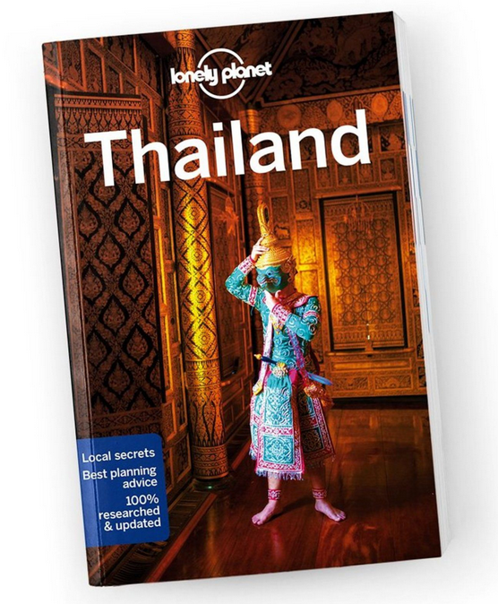 Text:   Thailand  , Lonely Planet.