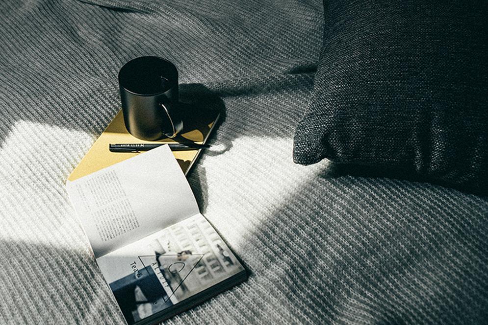 SLEEP. - 복잡한 일상 너머의 휴식이 시작됩니다.