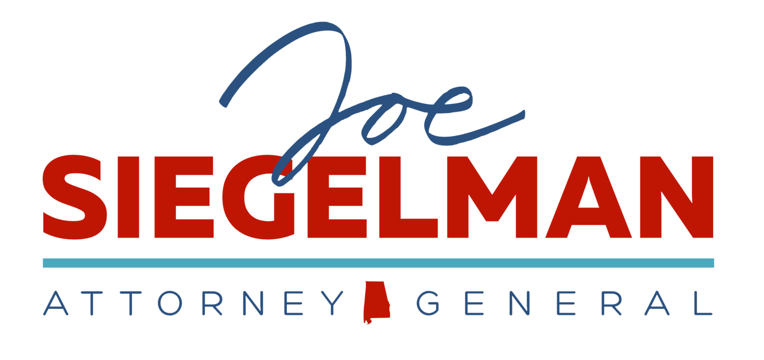 Joe Siegelman for Attorney General