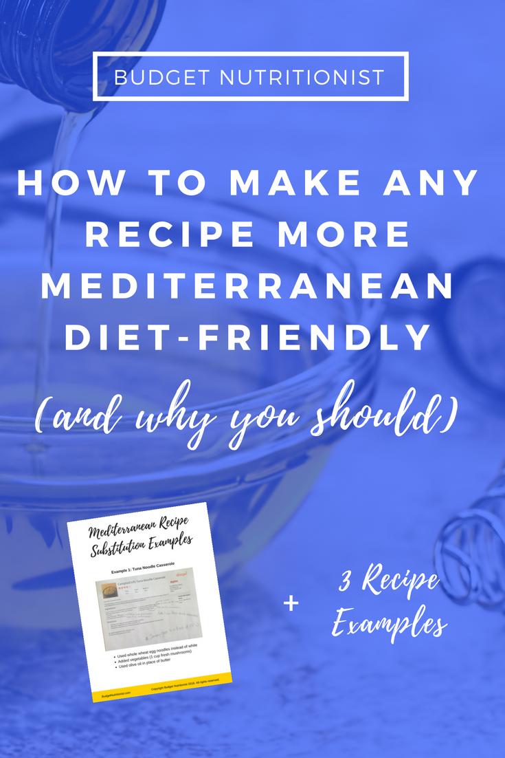 Mediterranean diet | Mediterranean diet for beginners | Mediterranean diet recipes