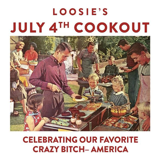 COME & CELEBRATE WITH US! Happy 4th Mofos.