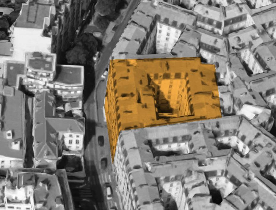 Gérer le patrimoine ancien (assistance à maîtrise d'ouvrage) - Paris 18ème