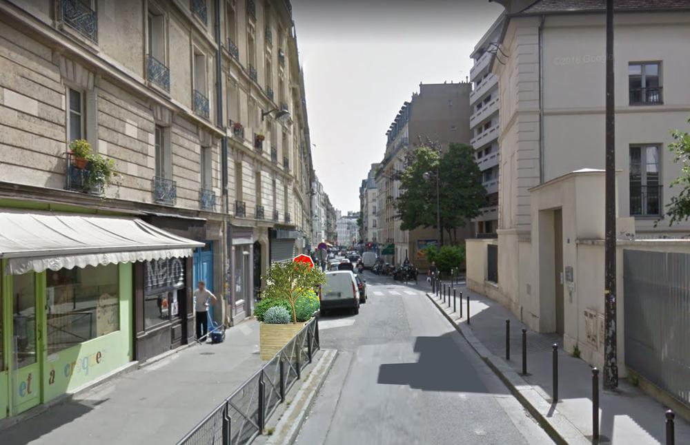 Végétalisons la ville (aménagement d'espace public) - Paris 18ème