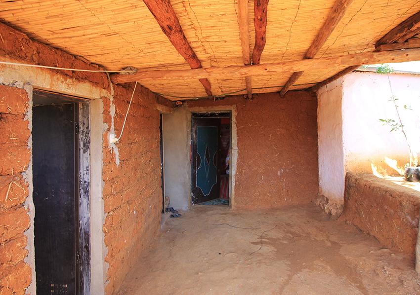 MAISON EN PISE DE MOHAMED | crédits photo : AER