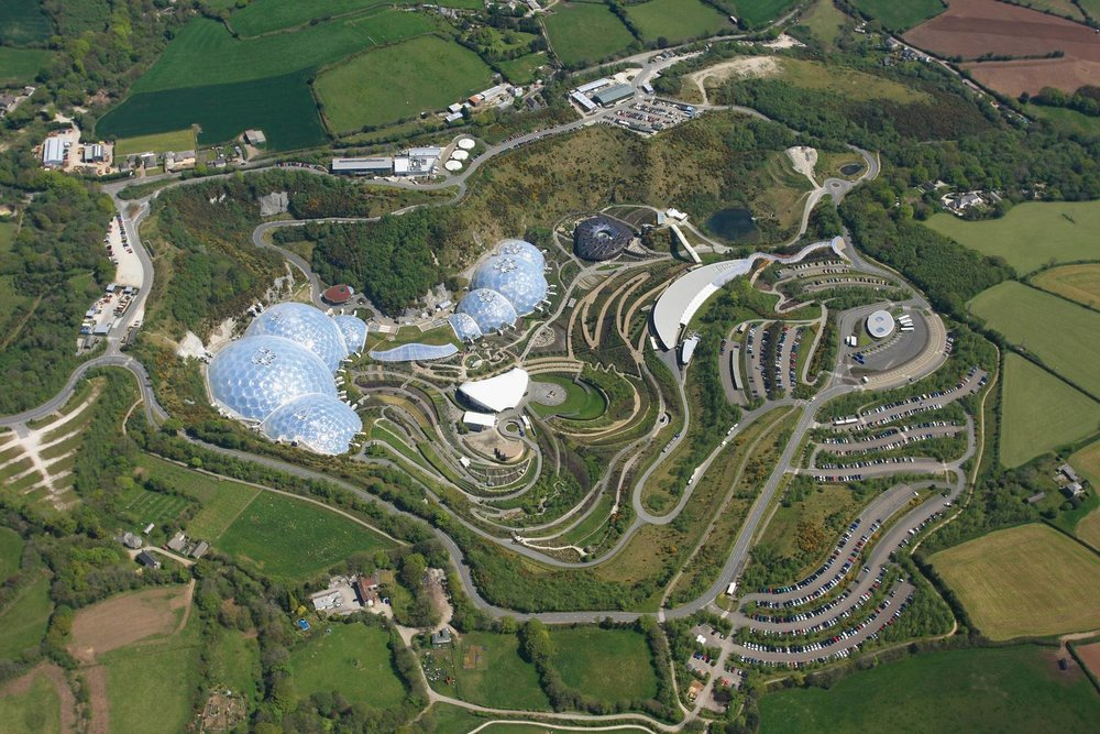 EDEN PROJECT | crédits photo : Eden Project