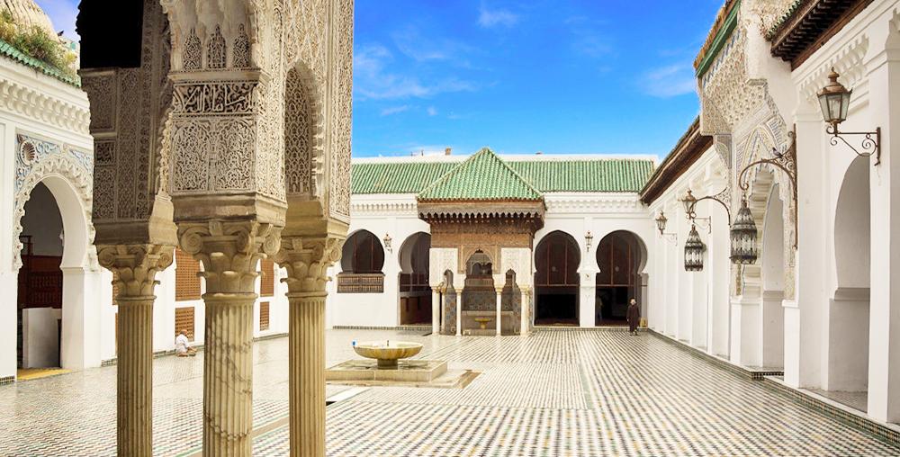KHIZANAT AL-QUARAOUIYINE | crédits photo : Historyweb