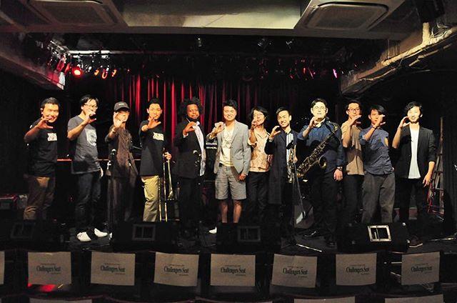 Challengers Project 2018 9/22-9/23 2日間で300人以上のお客様にご来場いただきました。 協賛・後援を頂いた企業様、ROOMSの皆さまそしてお客様、本当にありがとうございました! . この福岡で発足したThe Jazz Challengers、今後も音楽シーンをより一層盛り上げられるようチャレンジして参ります! . これからも応援のほどどうぞよろしくお願い致します。 . photo by 大井 暁 / 末松 孝文 . #thejazzchallengers #jazzchallengers #jazz  #WillermDelisfort #jazzlive #jazzbar #ジャズ #ジャズライブ #ジャズ好きな人と繋がりたい #music #modernjazz #hardbop #モダンジャズ #ハードバップ #音楽好きな人と繋がりたい #ライブ好きな人と繋がりたい #お酒 #お酒好きな人と繋がりたい#fukuoka #福岡 #tokyo #東京 #challengerstokyo #session #backstage #セッション