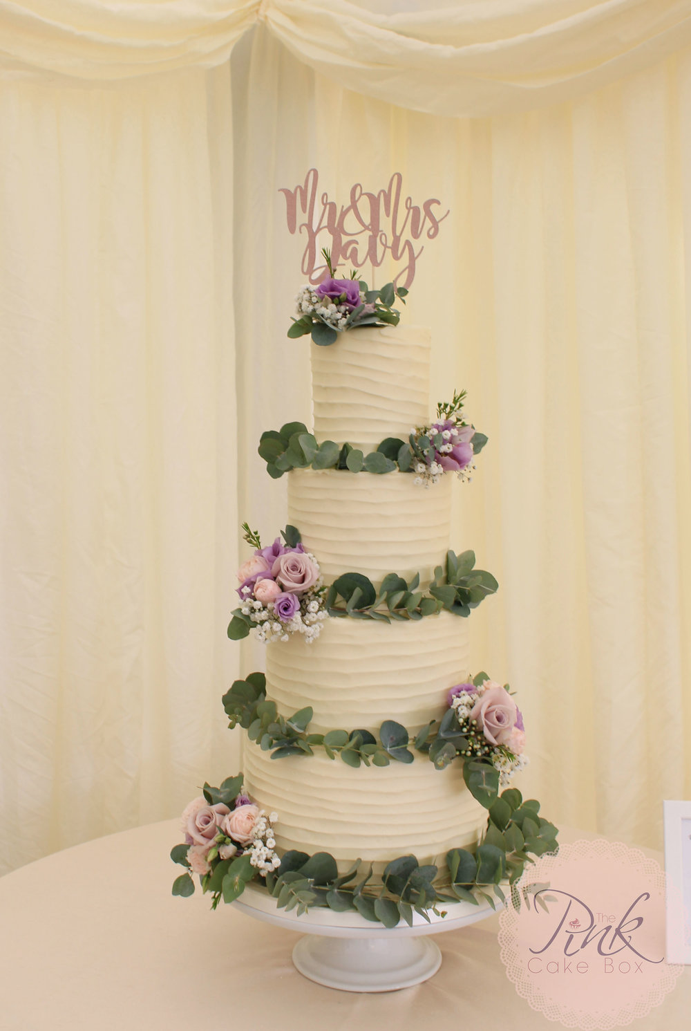 Buttercream Wedding Cakes The Pink Cake Box Wedding Cake Design