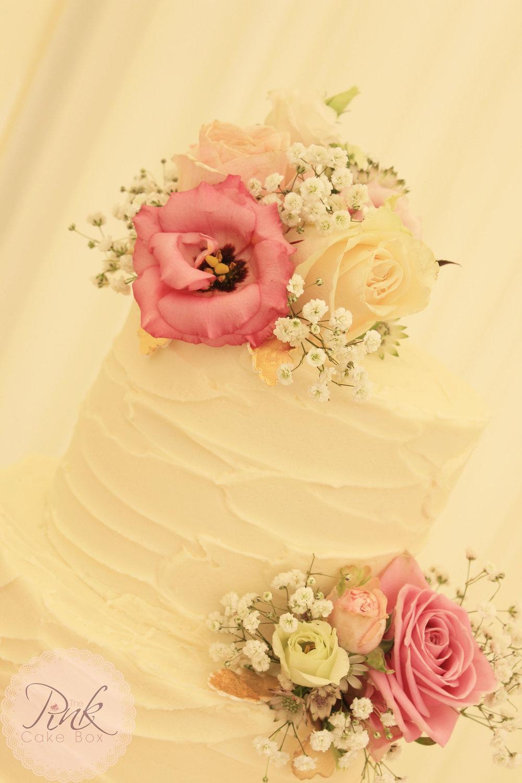 Buttercream Wedding Cakes — The Pink Cake Box Wedding Cake Design