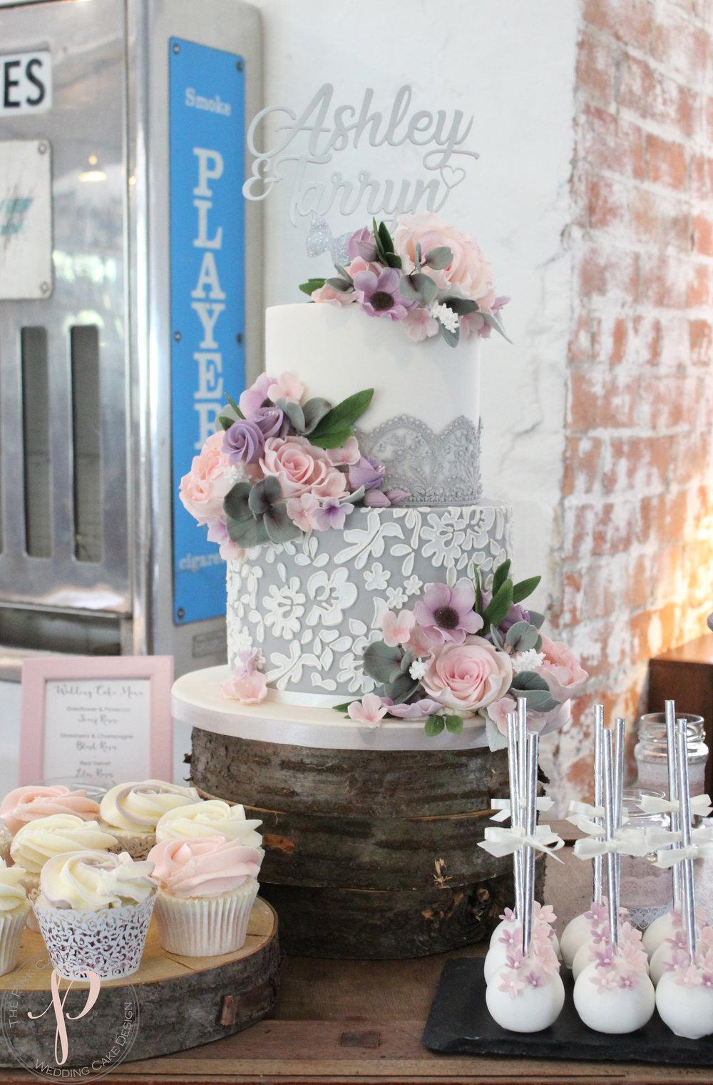 grey lace wedding cake table.jpg