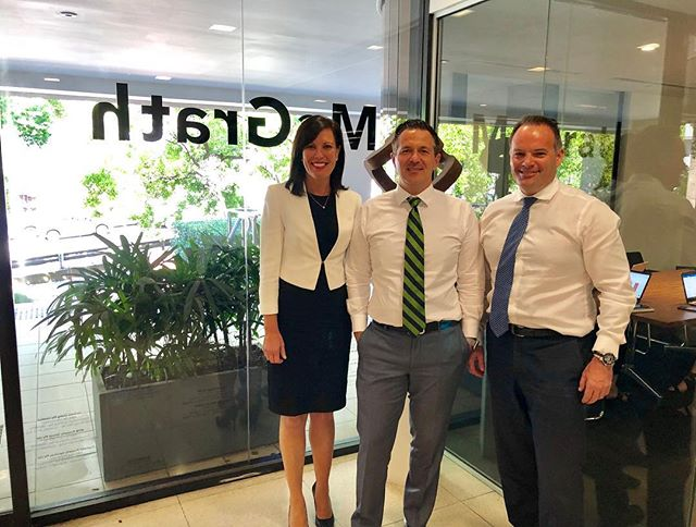 Strategy session with Karen Terry & Stephen Bock. I love working with this team. They provide amazing service to their clients & achieve amazing sale results in the northern beaches market @mcgrathestateagents @karenterry_mcgrathestateagents @stephenrbock