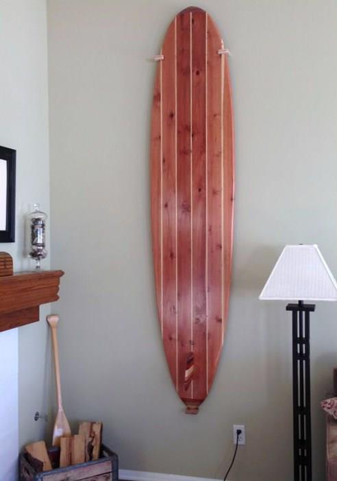 Decorative Surfboards
