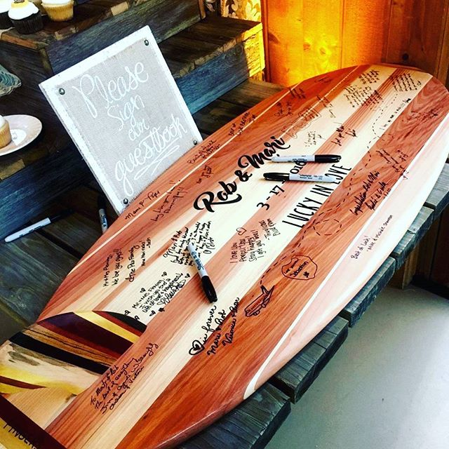 Commemorative Surfboards