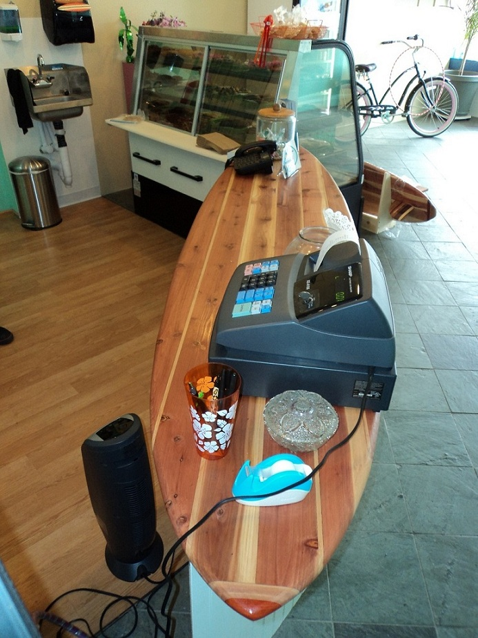 Redwood Surfboard Counter.JPG
