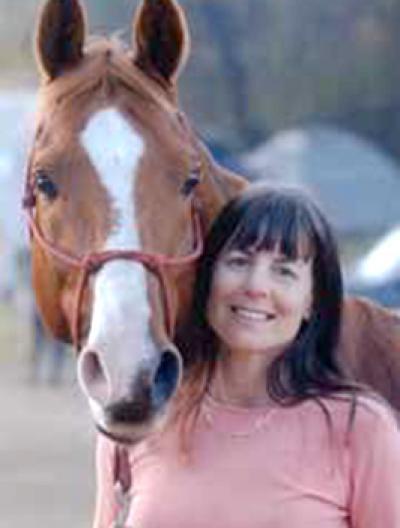 Carol Layton   An equine nutrition expert   B.Sc M.Ed    Qualified