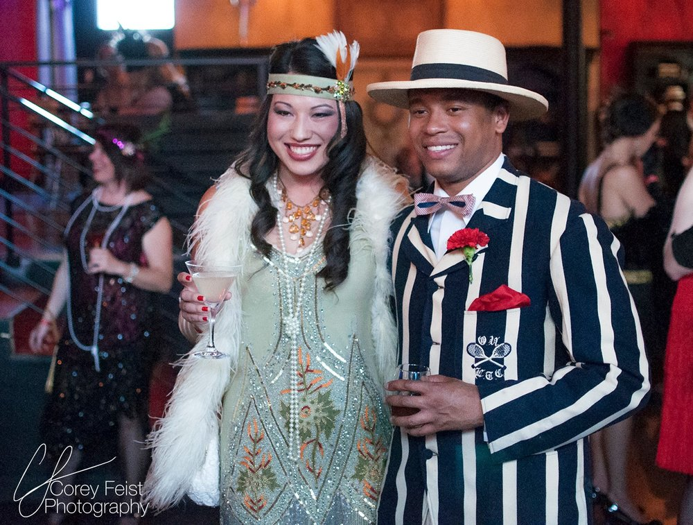 Beautiful Lil' Fools Gatsby Gala 2015