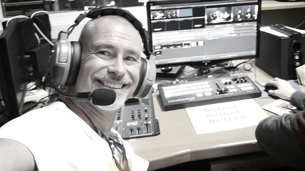 BRIAN LAVENDER ,  Educator & Media Facilitator